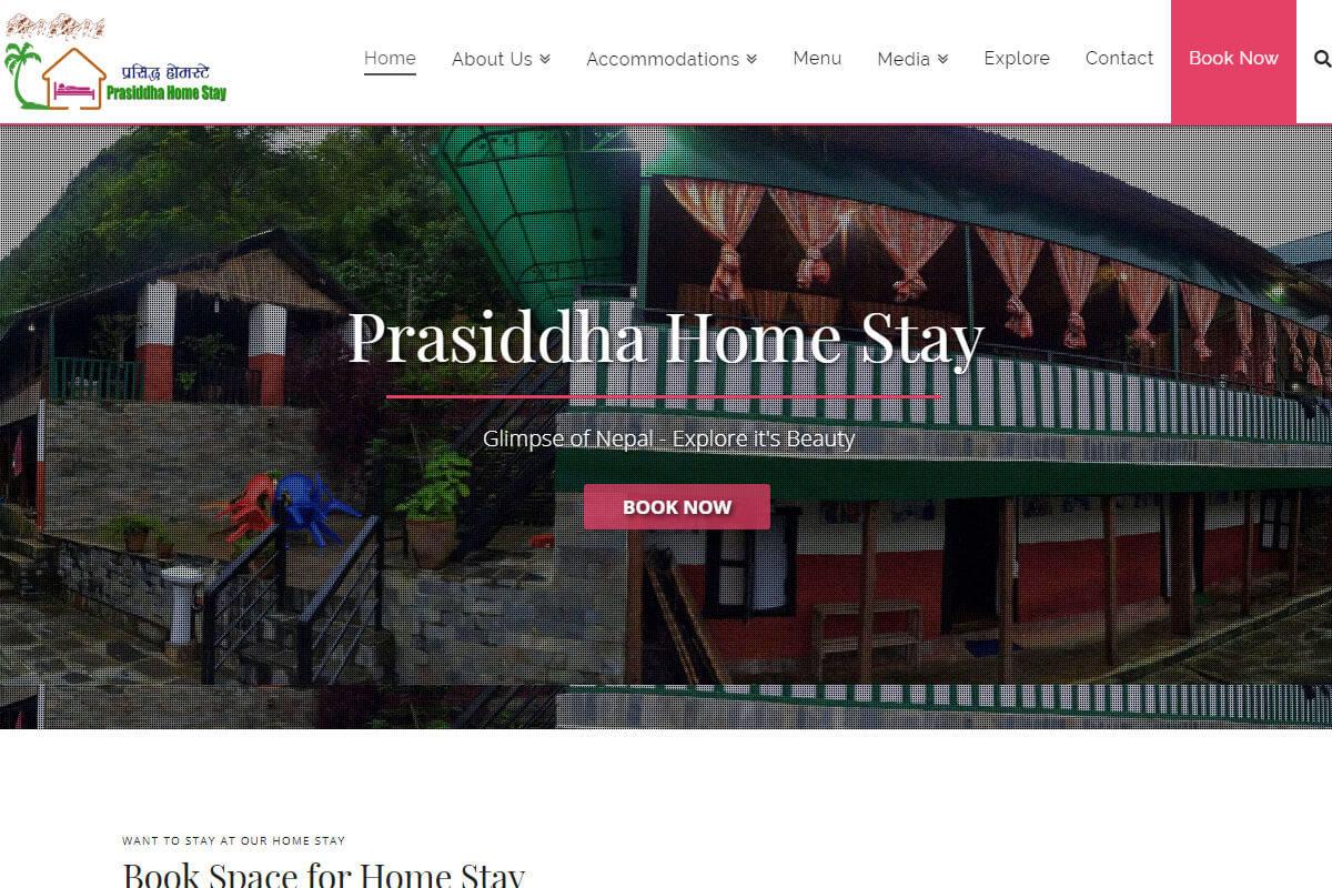 Prasiddha Home Stay
