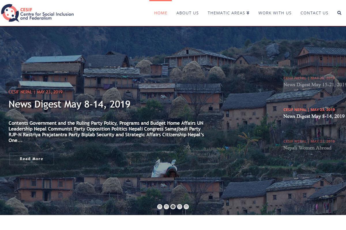 CESIF Nepal