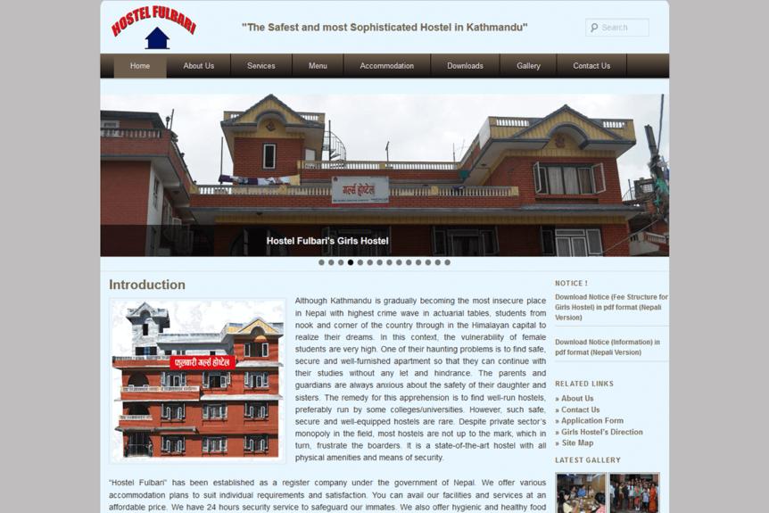 Hostel Fulbari
