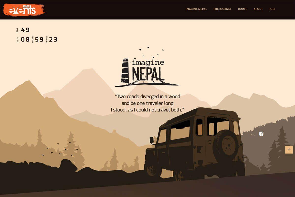 Imagine Nepal