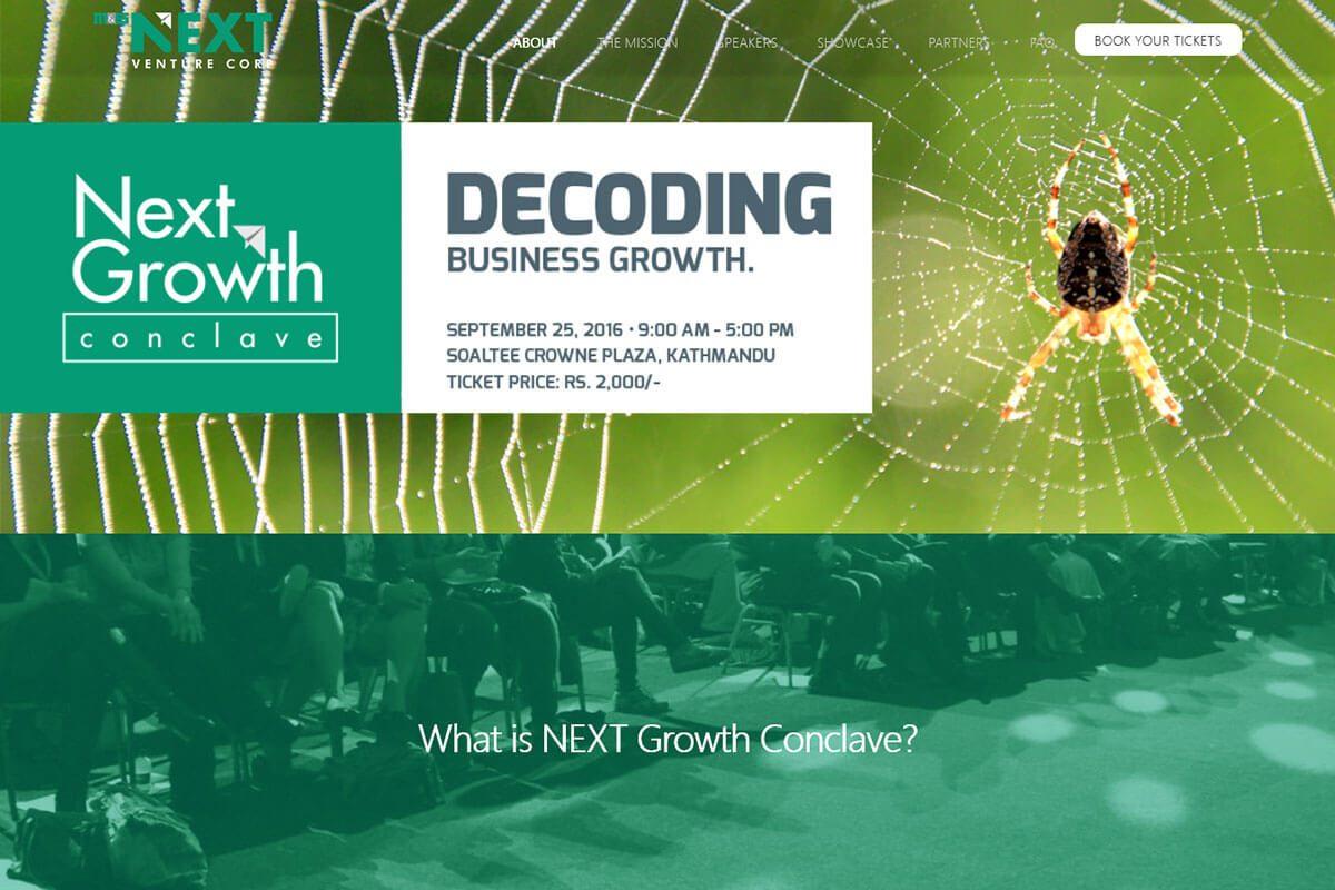 Next Growth Conclave