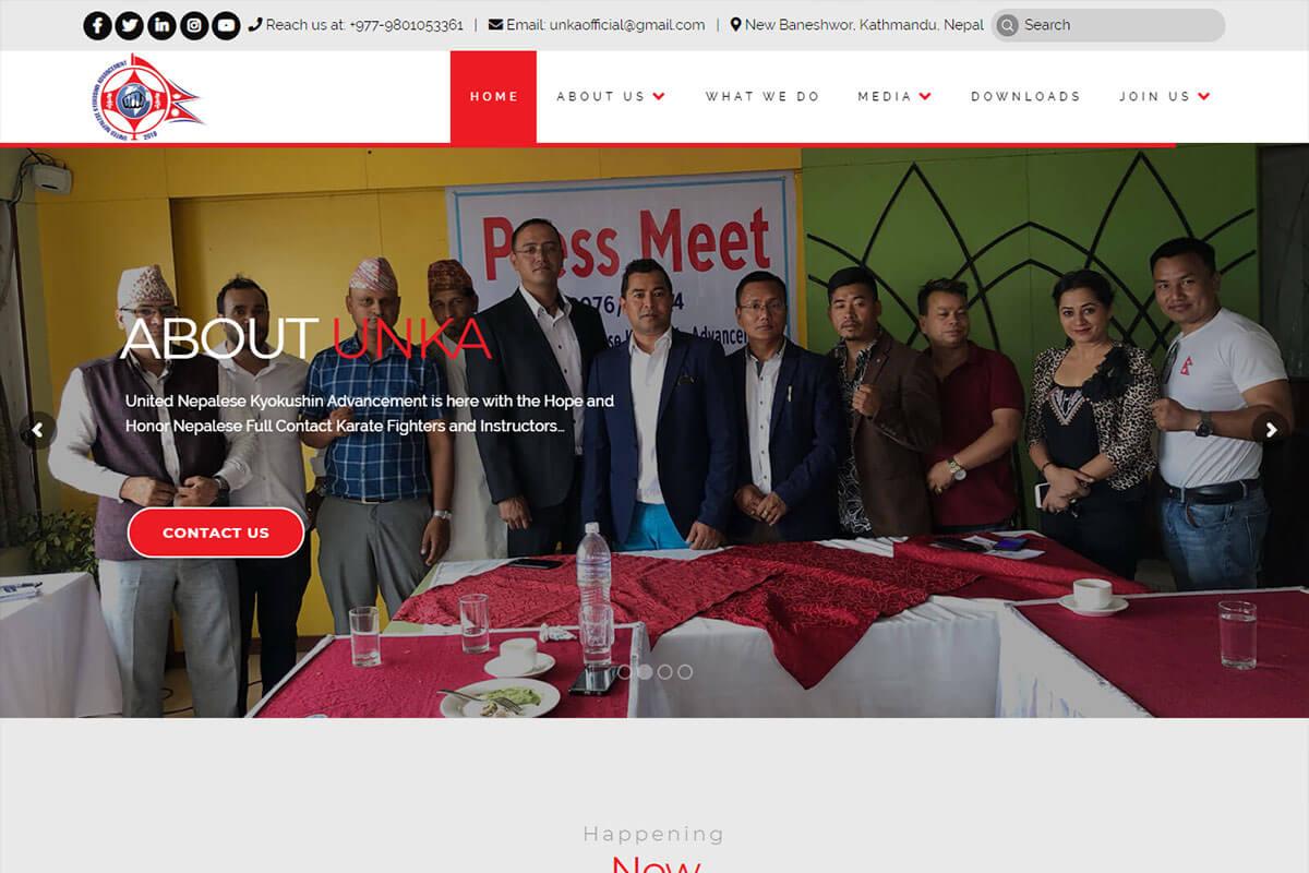 United Nepalese Kyokushin Advancement